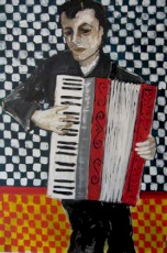 The Accordion Player 2